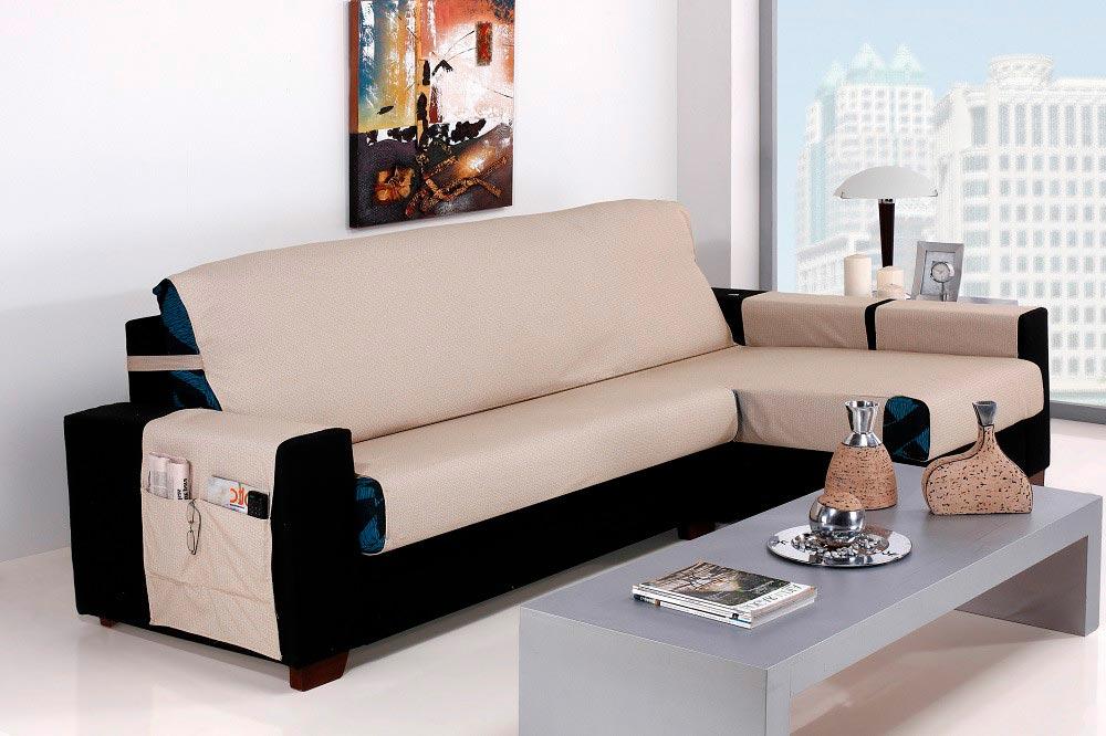 Cómo evitar que se mueva la funda del sofá