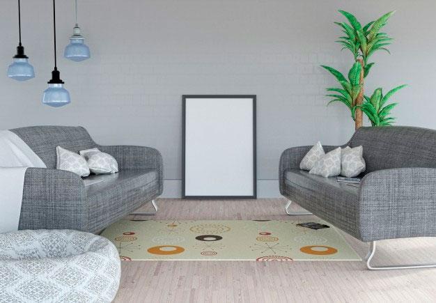 Trucos para elegir la ubicación perfecta del sofá
